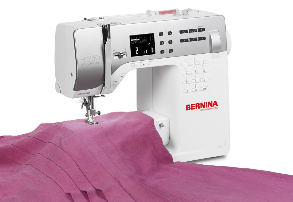 Bernina 350 (Bild: Bernina)
